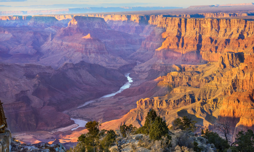 Grand Canyon in Arizona