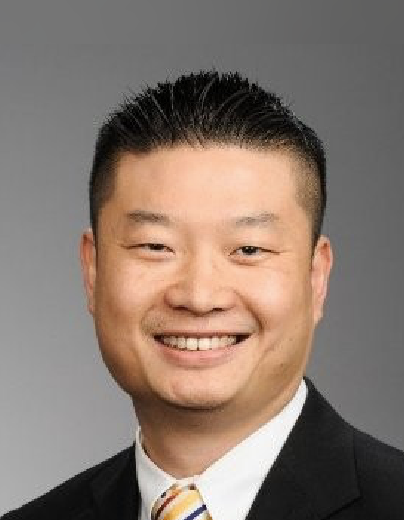 Dr. Tommy Chang, smiling